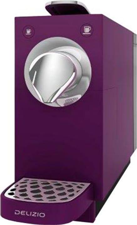 Una velvet Purple Kapselmaschine Delizio 717414400000 Bild Nr. 1