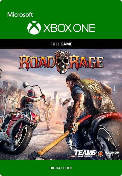 Xbox One - Road Rage Download (ESD) 785300136412 N. figura 1