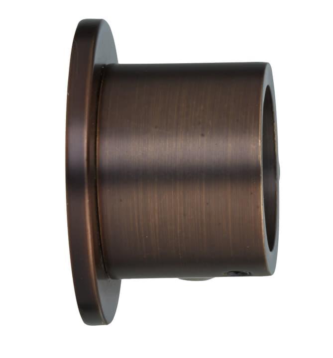 BRONZO Supporto per nicchia 430563400004 Dimensioni L: 30.0 mm x P: 30.0 mm Colore Marrone N. figura 1