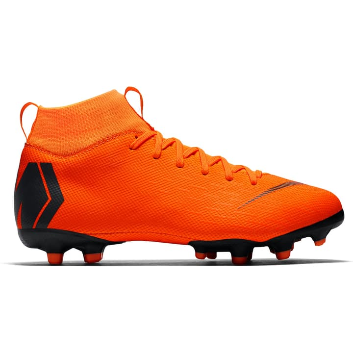Superfly 6 Academy MG Chaussures de football pour enfant Nike 460666937534 Couleur orange Taille 37.5 Photo no. 1