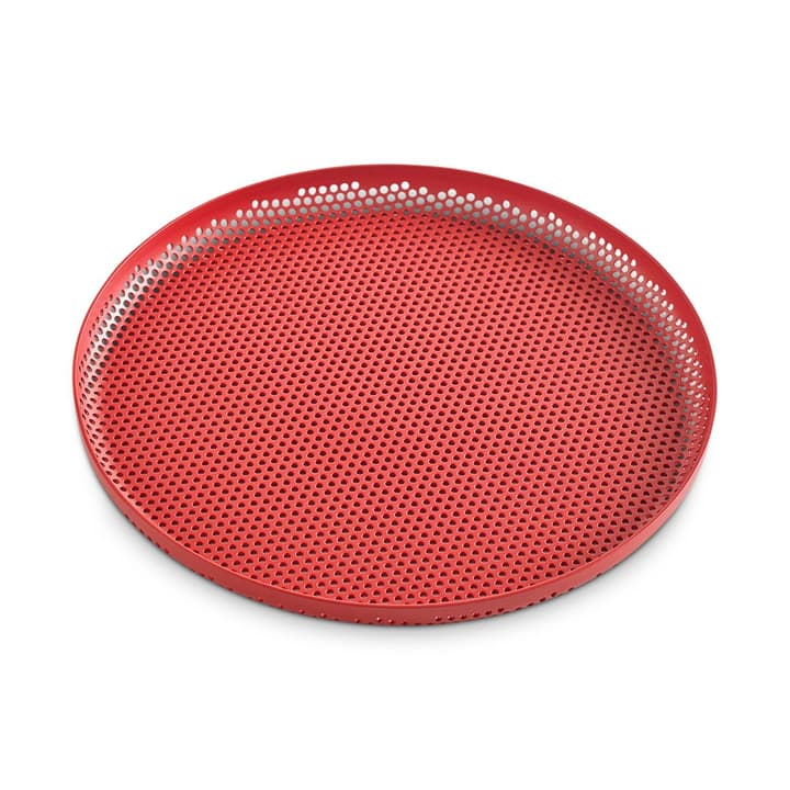 PERFORATED TRAY / M Plateau HAY 396110000000 Dimensions H: 2.0 cm Couleur Rouge Photo no. 1