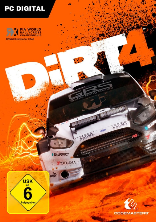 PC - DiRT 4 Download (ESD) 785300145246 N. figura 1