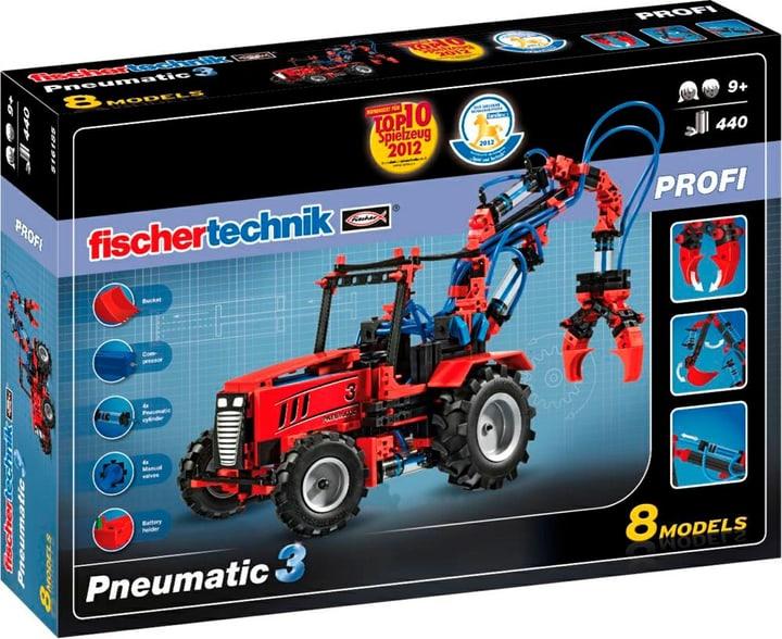 FischerTechnik Pneumatic 3 785300127911 Photo no. 1