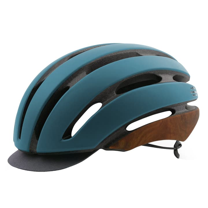Aspect Casque de velo Giro 465016055165 Couleur petrol Taille 55-59 Photo no. 1