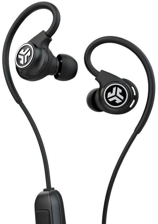 Fit Sport Wireless Fitness Earbuds - Black In-Ear Kopfhörer Jlab 785300146304 Bild Nr. 1