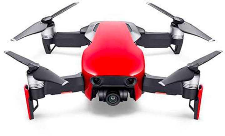 Mavic Air Fly More Combo rouge Dji 793829100000 Photo no. 1
