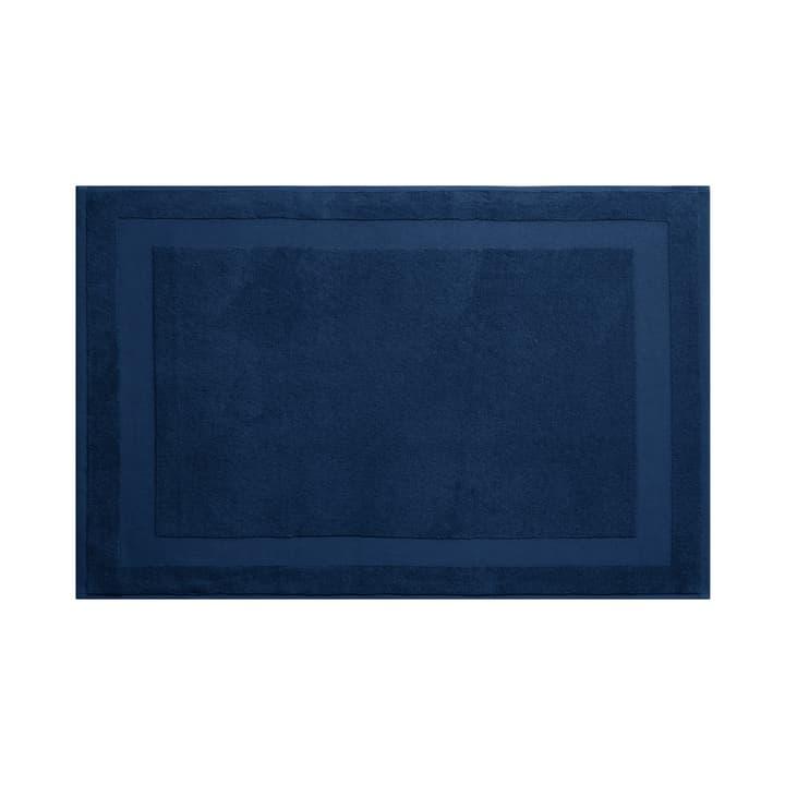ROYAL Tapis de bain 50x75cm 374138221543 Dimensions L: 50.0 cm x P: 75.0 cm Couleur Bleu foncé Photo no. 1