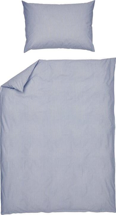 CELES Federa per piumino percalle 451308112543 Colore Blu scuro Dimensioni L: 200.0 cm x A: 210.0 cm N. figura 1