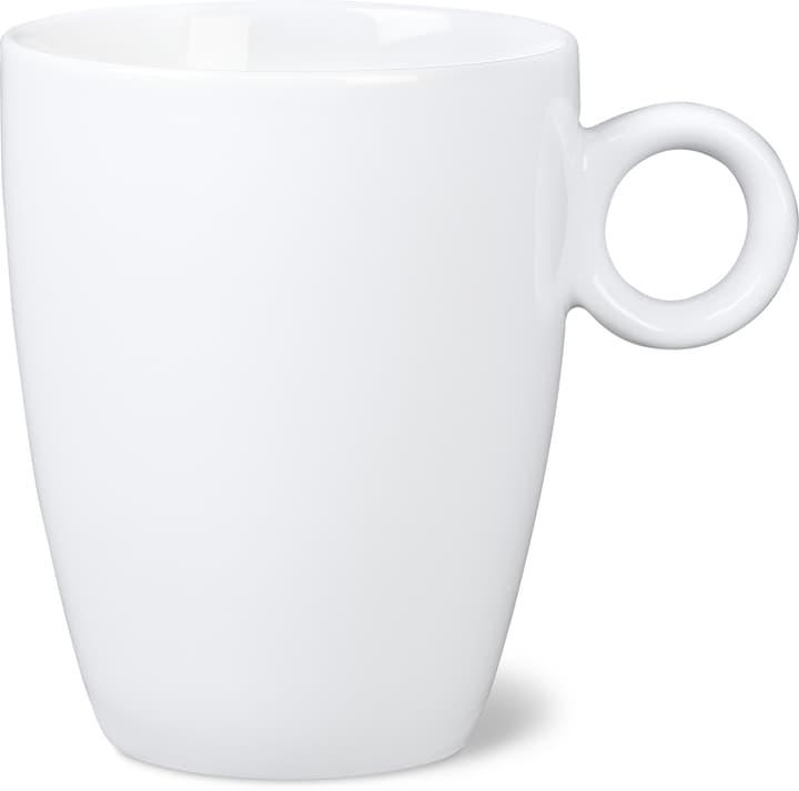 CUCINA & TAVOLA Kaffeetasse Cucina & Tavola 700681700010 Farbe Weiss Grösse B: 8.7 cm x T:  x H:  Bild Nr. 1
