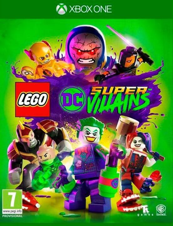Xbox One - LEGO DC Super-Villains (D/F) Box 785300136807 Bild Nr. 1