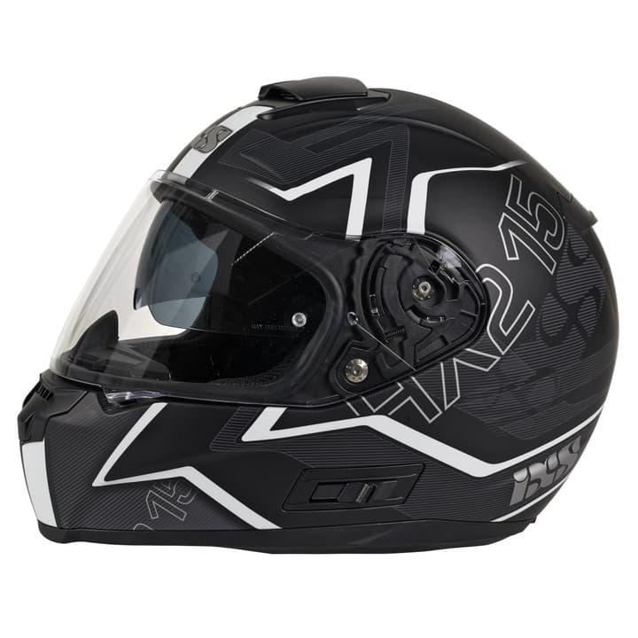 HX 215 Cloud Motorrad-Integralhelm iXS 490313500320 Farbe schwarz Grösse S Bild-Nr. 1