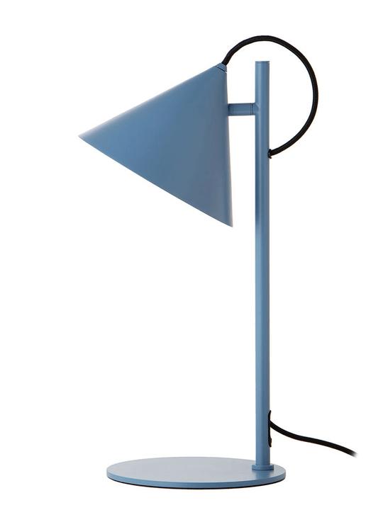 BENJAMIN Tischleuchte 380107600000 Grösse B: 20.0 cm x T: 20.0 cm x H: 46.0 cm Farbe Blau Bild Nr. 1