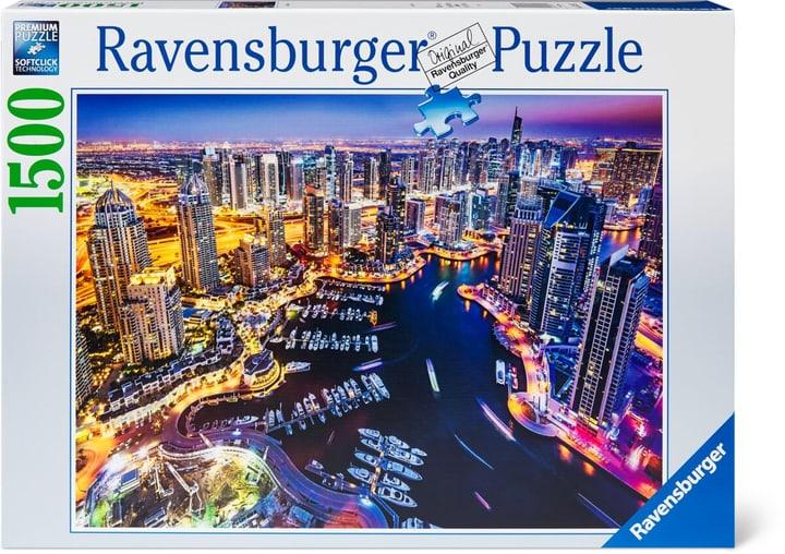 Puzzle Dubai 1500 748989000000 N. figura 1