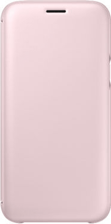 Wallet Cover J5 (2017) pink Samsung 798089200000 Photo no. 1