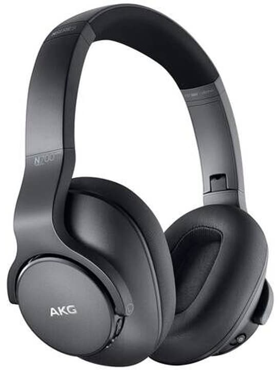 N700 ANC BT Wireless -Noir Casque Over-Ear AKG 785300151830 Photo no. 1
