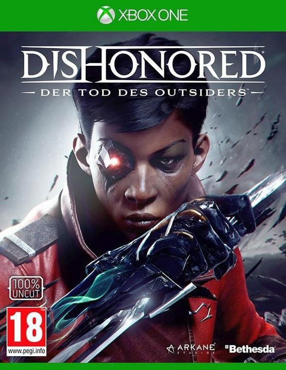 Xbox One - Dishonored - Der Tod des Outsiders Fisico (Box) 785300129111 N. figura 1