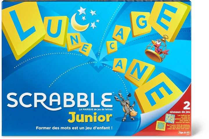 Scrabble Junior (F) 748918890100 Photo no. 1