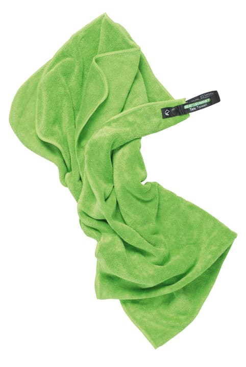 Tek Towel L Handtücher Sea To Summit 491258300561 Farbe Hellgrün Grösse L Bild-Nr. 1