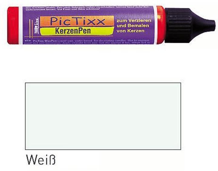 Pen per candela bianco C.Kreul 664401100002 Colore Bianco N. figura 1