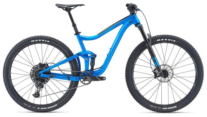 "Trance 2 29"" Mountainbike All Mountain Giant 463352500540 Rahmengrösse L Farbe blau Bild Nr. 1"