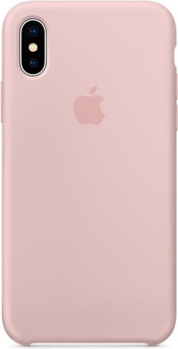 iPhone X Silicone Case Rose Sand Coque Apple 785300130115 Photo no. 1