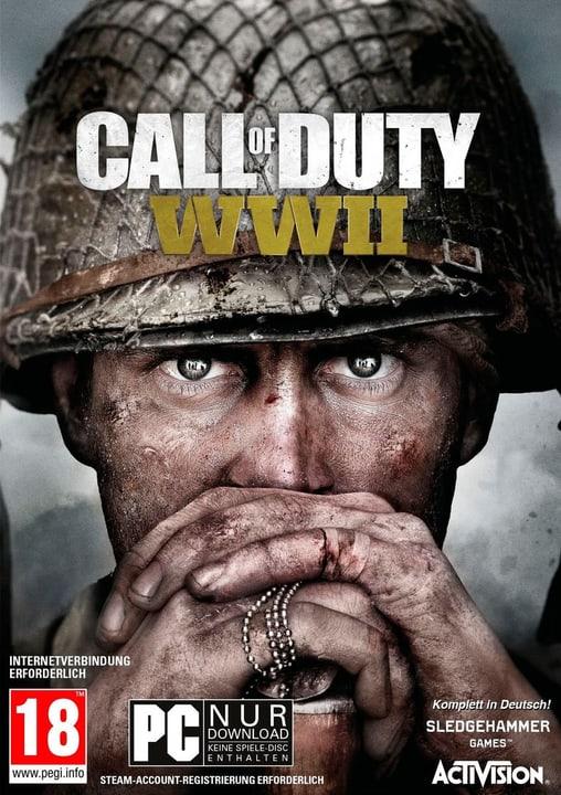 Call of Duty: WWII (PC) (D) Fisico (Box) 785300131211 N. figura 1