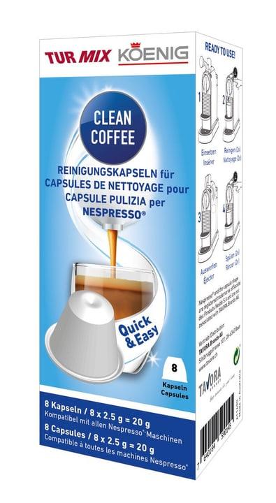 Clean Coffee caupsule di pulizia Turmix 717393900000 N. figura 1