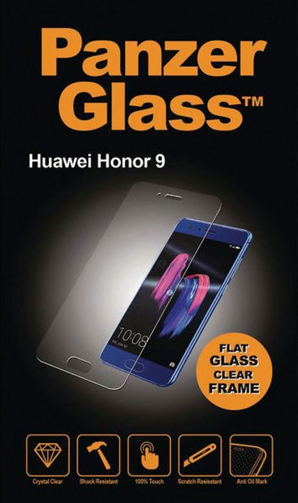 Flat Clear Huawei Honor 9 Panzerglass 785300134520 N. figura 1