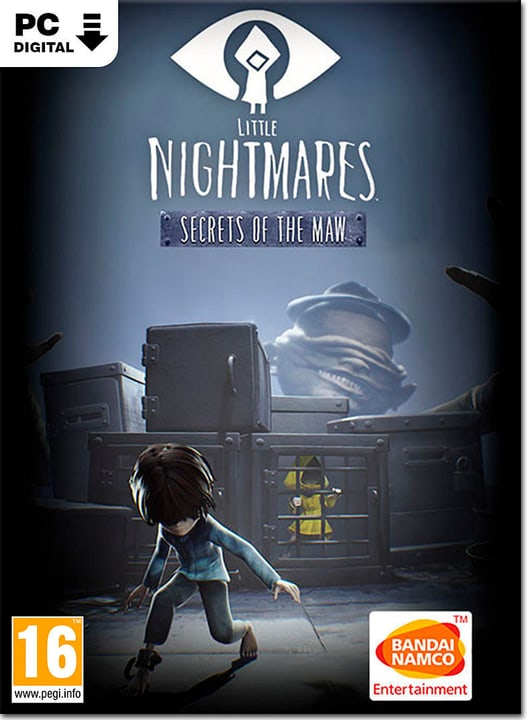 PC - Little Nightmares - Secrets of The Maw Expansion Season Pass - D/F/I Download (ESD) 785300134397 Photo no. 1