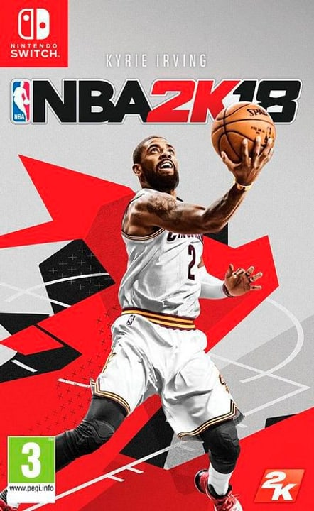 Switch - NBA 2K18 Physisch (Box) 785300128682 Bild Nr. 1