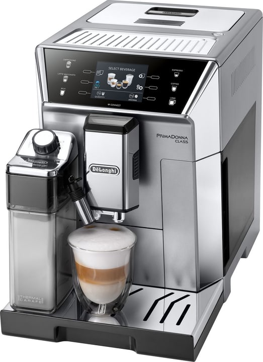 ECAM 550.75.MS PrimaDonna Kaffeevollautomat De Longhi 71800520000019 Bild Nr. 1