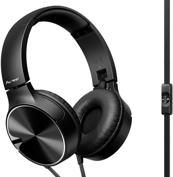 SE-MJ722T-K Cuffia On-Ear nero Pioneer 785300122776 N. figura 1