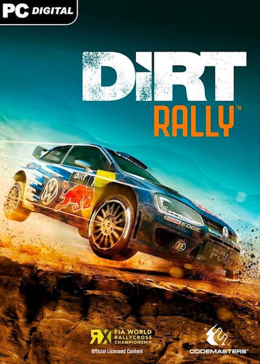 PC - DiRT Rally Download (ESD) 785300139749 N. figura 1
