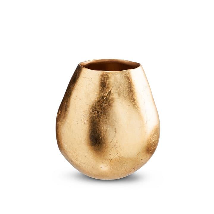 AURELIE Vase 396028400000 Grösse B: 20.0 cm x T: 20.0 cm x H: 24.0 cm Farbe Goldfarben Bild Nr. 1