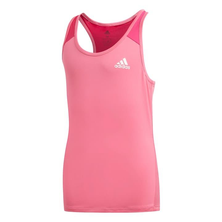 Branded Tank Mädchen-Tanktop Adidas 464597614029 Farbe pink Grösse 140 Bild-Nr. 1