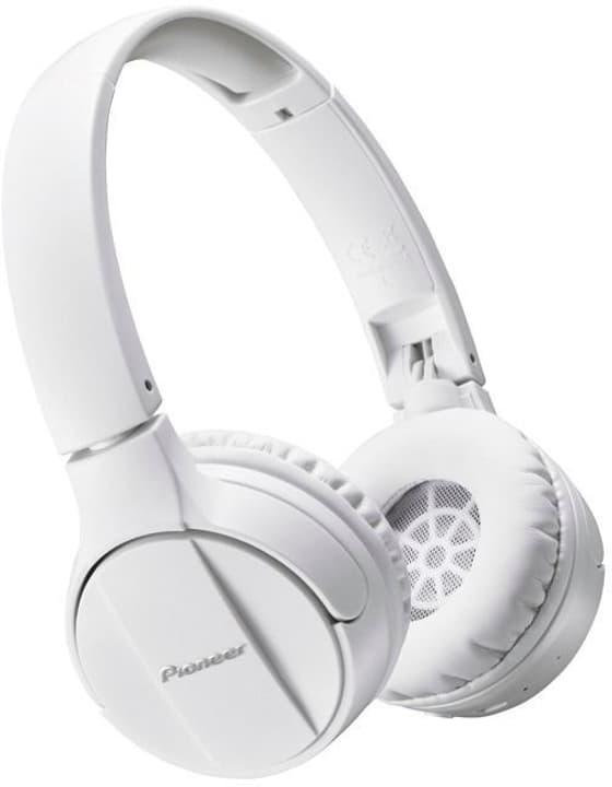 SE-MJ553BT-W - Weiss On-Ear Kopfhörer Pioneer 785300122786 Bild Nr. 1