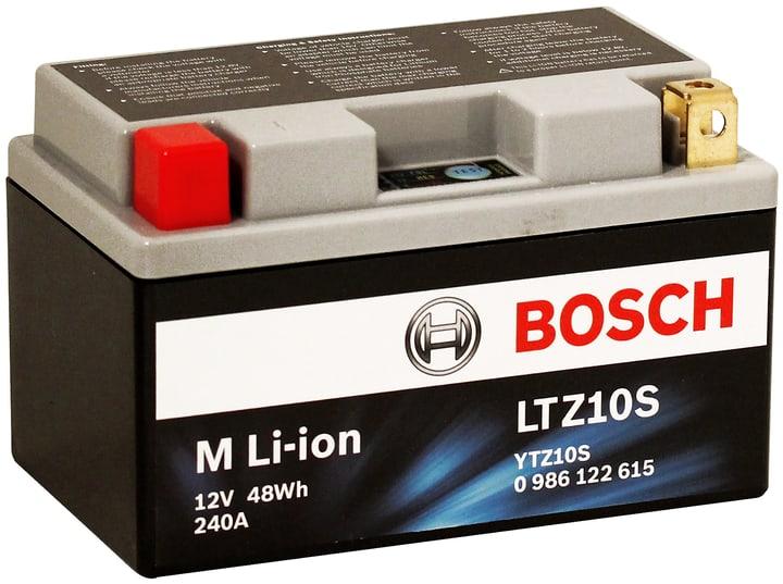 Li-ion LTZ10S 48Wh Motorradbatterie Bosch 620473700000 Bild Nr. 1
