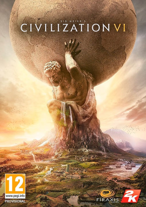 PC - Sid Meiers Civilization VI Download (ESD) 785300133352 N. figura 1