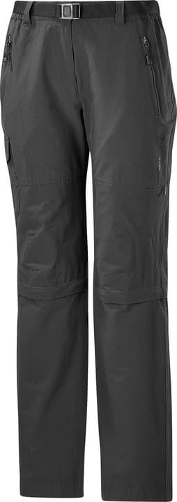Budapest Pro Pantaloni zip-off da donna Trevolution 462765603686 Colore antracite Taglie 36 N. figura 1