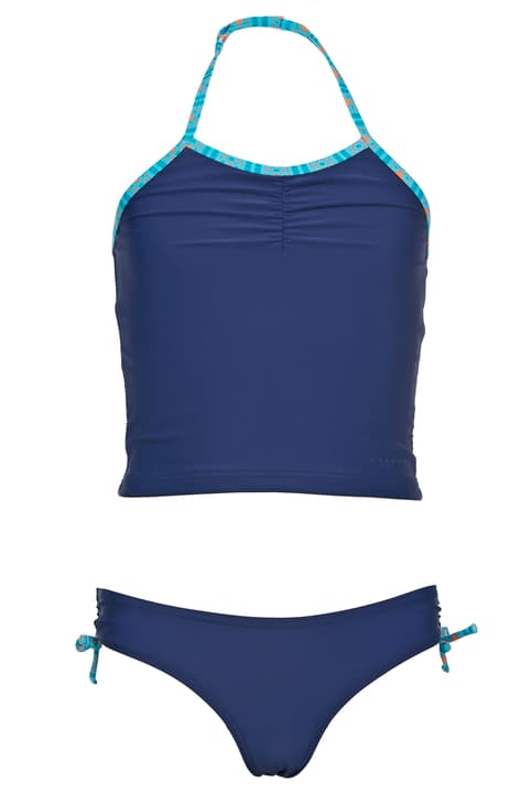 Tankini pour fille Extend 462848512244 Couleur turquoise Taille 122 Photo no. 1