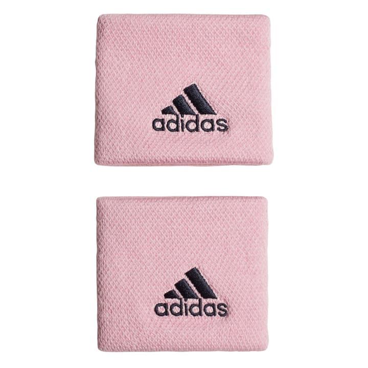Tennis Wristband S Schweissband Adidas 473224899938 Farbe rosa Grösse one size Bild-Nr. 1