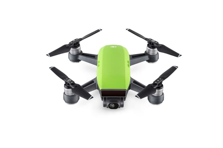 Spark Fly More Combo Meadow Green Drohne Dji 793826800000 Bild Nr. 1