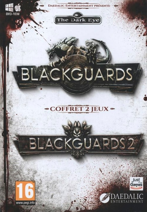 PC - Blackguards Compilation [DVD] (F) Physisch (Box) 785300135857 Bild Nr. 1