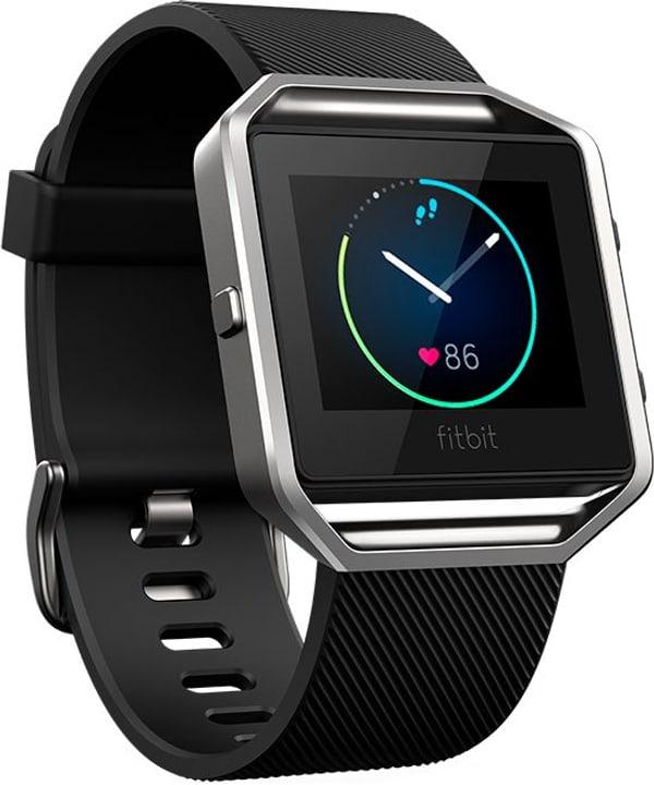 Blaze bracelet classique noir XL Fitbit 798120900000 Photo no. 1