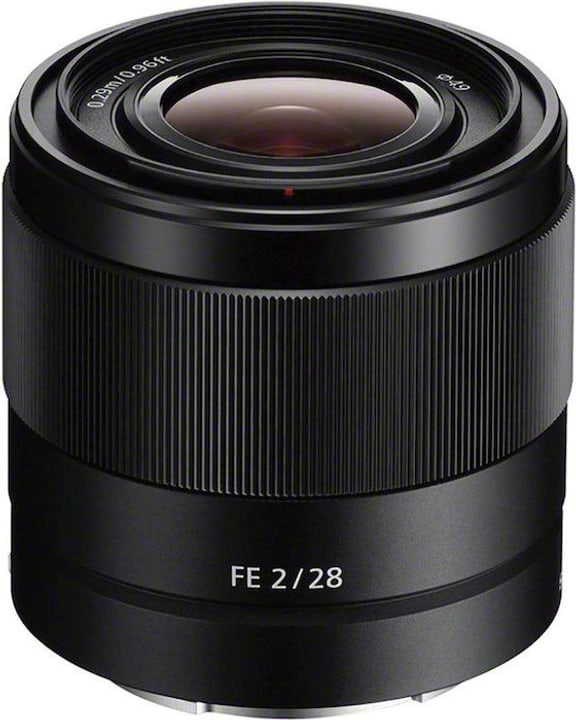 FE 28mm f / 2.0 FE 28mm f / 2.0 (CH-Ware) Objectif Sony 785300130316 Photo no. 1