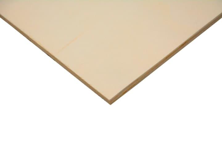 Panneau latté peuplier 640137100000 Épaisseur 25.0 mm Photo no. 1