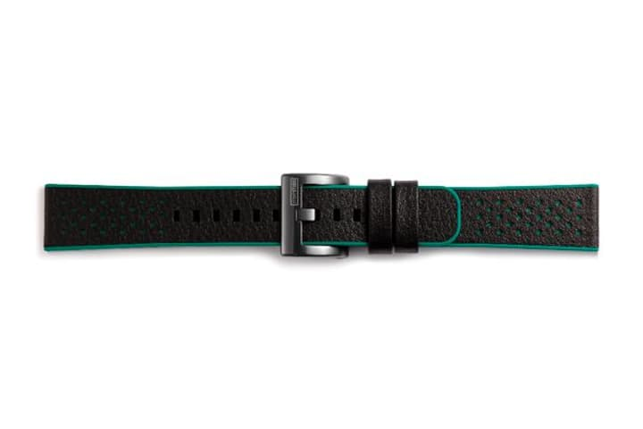 Galaxy Watch (42 mm) Strap Studio Hybrid Sport Strap 20 mm vert Bracelet Samsung 785300138263 Photo no. 1