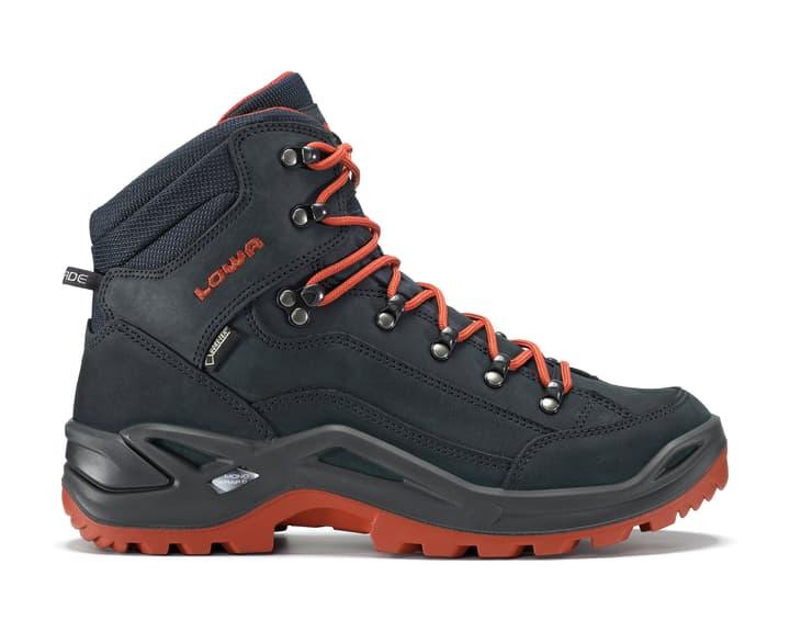 Renegade GTX Mid Chaussures de randonnée pour homme Lowa 460833940040 Couleur bleu Taille 40 Photo no. 1