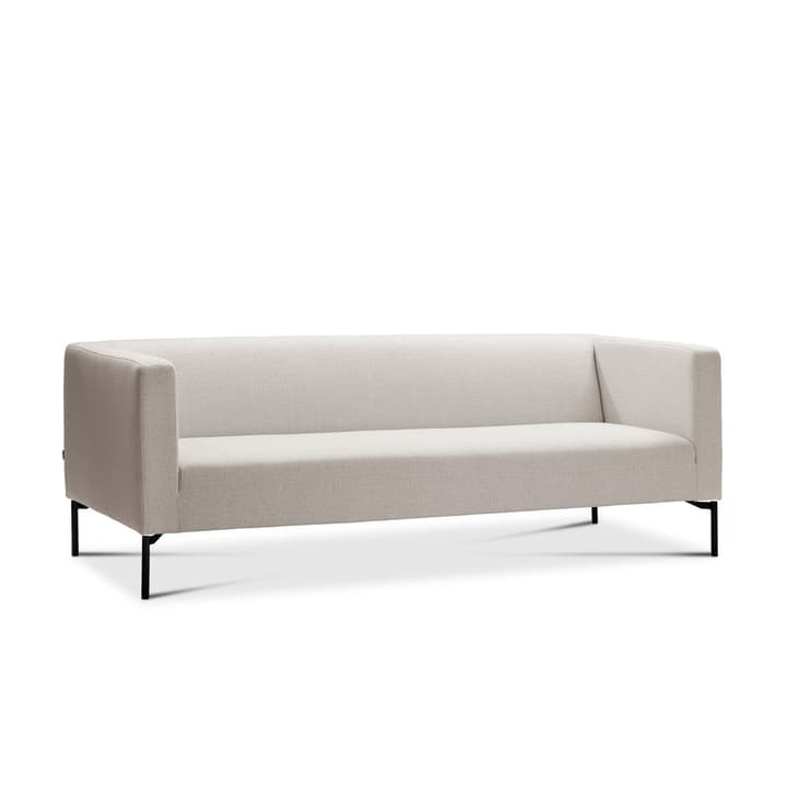 TACO II 3er Sofa Edition Interio 360044531104 Grösse B: 222.0 cm x T: 97.0 cm x H: 73.0 cm Farbe Grau Bild Nr. 1