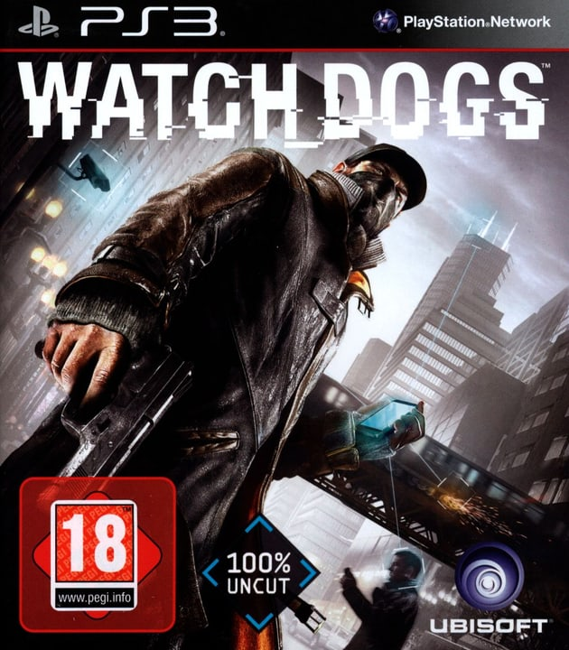 PS3 - Watch Dogs Fisico (Box) 785300121567 N. figura 1